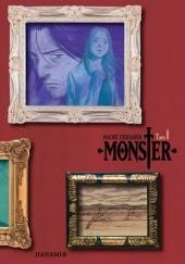 Okładka książki Monster #8 Naoki Urasawa