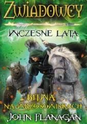Okładka książki Bitwa na Wrzosowiskach John Flanagan