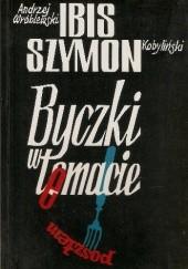 Okładka książki Byczki w temacie Szymon Kobyliński,Andrzej Ibis-Wróblewski