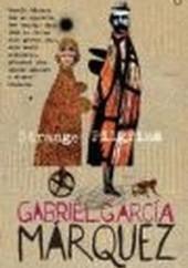 Okładka książki Strange pilgrims Gabriel García Márquez