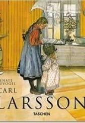 Okładka książki Carl Larsson Renate Puvogel