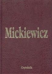 Okładka książki Literatura słowiańska. t.8 Adam Mickiewicz
