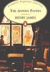 Okładka książki The Aspern Papers Henry James