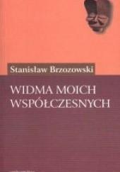Okładka książki Widma moich współczesnych Stanisław Brzozowski