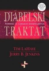 Okładka książki Diabelski traktat Tim LaHaye,Jerry B. Jenkins