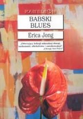Okładka książki Babski blues Erica Jong