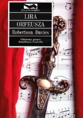 Okładka książki Lira Orfeusza Robertson Davies