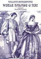 Okładka książki Wiele hałasu o nic William Shakespeare