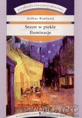 Okładka książki Sezon w piekle. Iluminacje Arthur Rimbaud