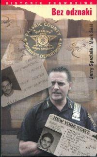 Okładka książki Bez odznaki Mark Seal,Jerry Speziale