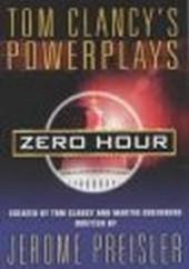 Okładka książki Zero Hour Tom Clancy