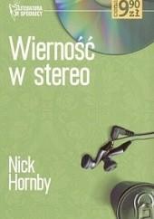 Okładka książki Wierność w stereo