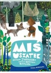 Okładka książki Miś Uszatek Czesław Janczarski