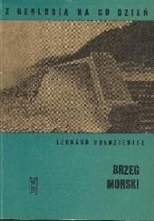 Okładka książki Brzeg morski Leonard Bohdziewicz