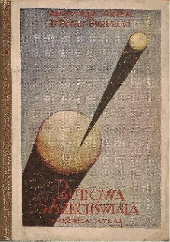 Okładka książki Budowa wszechświata Feliks Stefan Burdecki