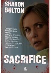 Okładka książki Sacrifice Sharon Bolton