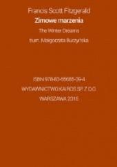 Okładka książki Zimowe marzenia F. Scott Fitzgerald