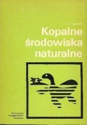 Okładka książki Kopalne środowiska naturalne Léo F. Laporte