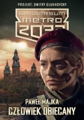 Okładka książki Człowiek obiecany Paweł Majka