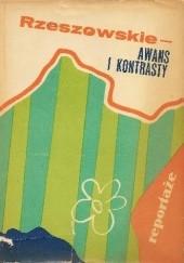 Okładka książki Rzeszowskie. Awans i kontrasty Stanisław Frycie
