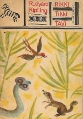 Okładka książki Rikki Tikki Tavi