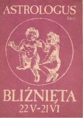 Okładka książki Bliźnięta 22 V - 21 VI