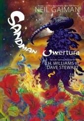 Okładka książki Sandman: Uwertura Neil Gaiman,J. H. Williams III