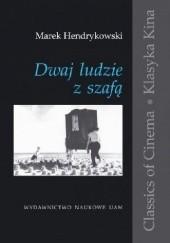 Okładka książki Dwaj ludzie z szafą. Historia pewnej etiudy Marek Hendrykowski
