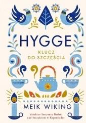 Okładka książki Hygge. Klucz do szczęścia Meik Wiking