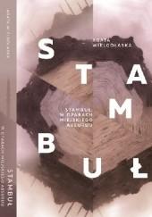 Okładka książki Stambuł. W oparach miejskiego absurdu Agata Wielgołaska