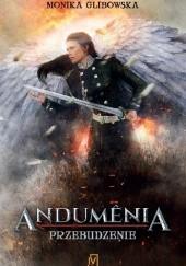 Okładka książki Andumênia. Przebudzenie Monika Glibowska