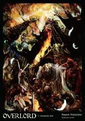 Okładka książki Overlord: Nieumarły król Maruyama Kugane