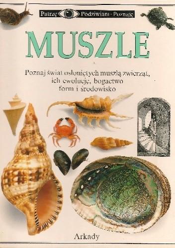 Okładka książki Muszle Alex Arthur