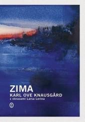 Okładka książki Zima Karl Ove Knausgård
