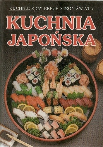Okładka książki Kuchnia japońska praca zbiorowa