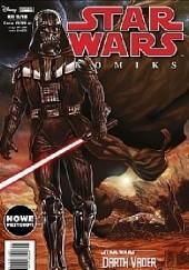 Okładka książki Star Wars Komiks 5/2016 - Osaczony Vader Mike Deodato Jr.,Salvador Larroca,Jason Aaron,Kieron Gillen