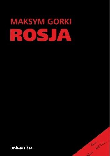 Okładka książki Rosja Maksym Gorki