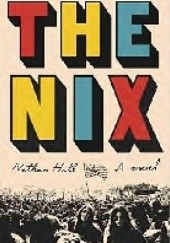 Okładka książki The Nix Nathan Hill