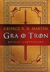 Okładka książki Gra o tron George R.R. Martin
