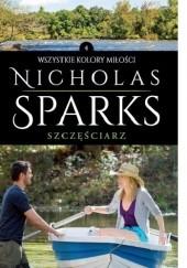 Okładka książki Szczęściarz Nicholas Sparks