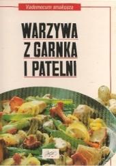 Okładka książki Warzywa z garnka i patelni