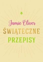 Okładka książki Świąteczne przepisy Jamie Oliver