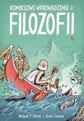 Okładka książki Komiksowe wprowadzenie do filozofii Kevin Cannon