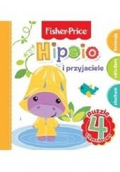 Okładka książki Hipcio i przyjaciele. Fisher Price Puzzle