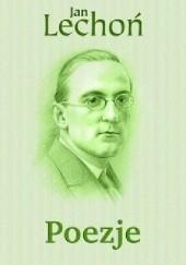 Okładka książki Poezje Jan Lechoń