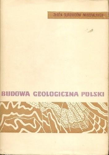 Okładka książki Złoża surowców mineralnych Hubert Gruszczyk,Jerzy Jerzmański,praca zbiorowa