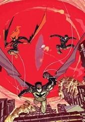 Okładka książki Batman: Night of the Monster Men Tim Seeley,Andy MacDonald,Tom King,Roge Antonio,Steve Orlando,Riley Rossmo