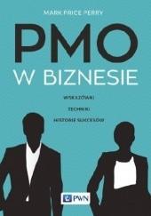 Okładka książki PMO w biznesie Mark Price Perry