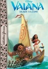 Okładka książki Vaiana. Skarb oceanu Suzanne Francis
