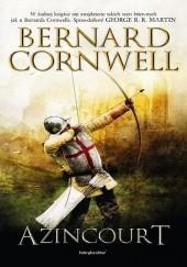 Okładka książki Azincourt Bernard Cornwell